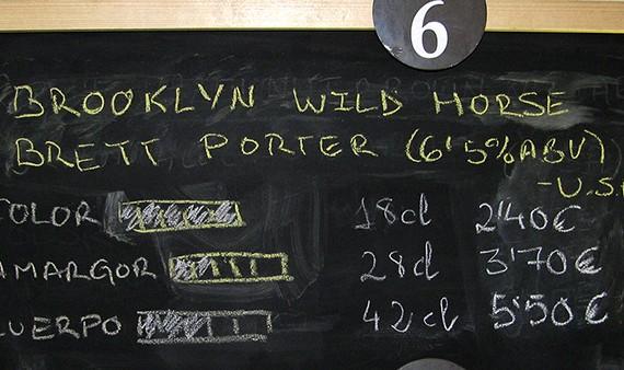 Cerveceria-Boulevard-Irun-Brooklyn-Wild-Horse-Porter