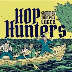 Hop hunters Summer logo