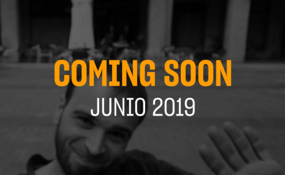 Portada del Coming Soon de Junio 2019