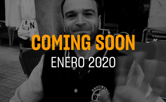 Portada del coming soon del mes de Enero 2020