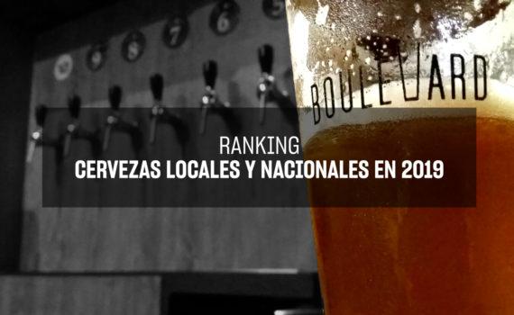 Portada ranking de cervezas favoritas en 2019